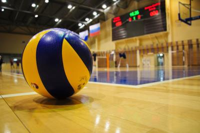 Volga Division Championship on volleyball among men and women teams.