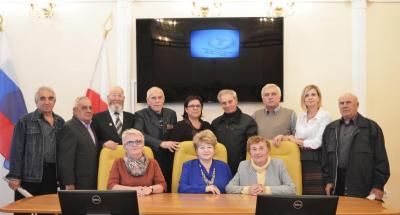 Meeting of public men in Saratov Agrarian University