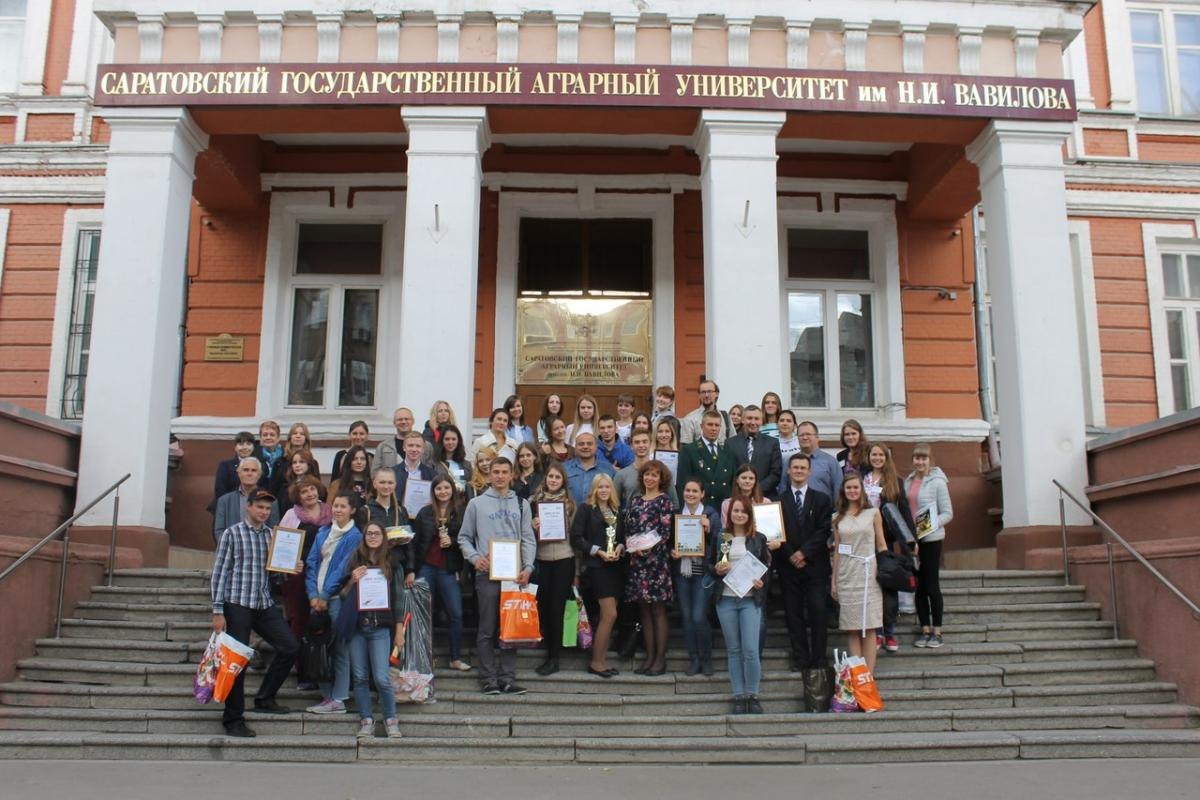 The results of the 4th All-Russian Student Olympiad in the field of Landscape Architecture