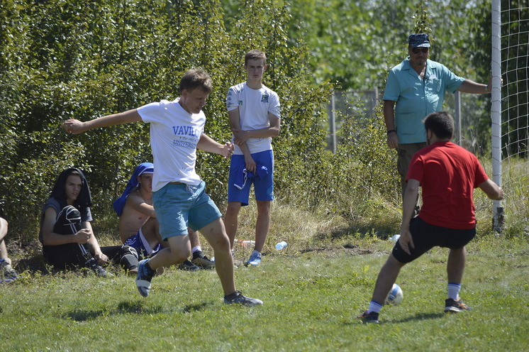 Summer Olympic sports in camps of Saratov Region. Фото 13
