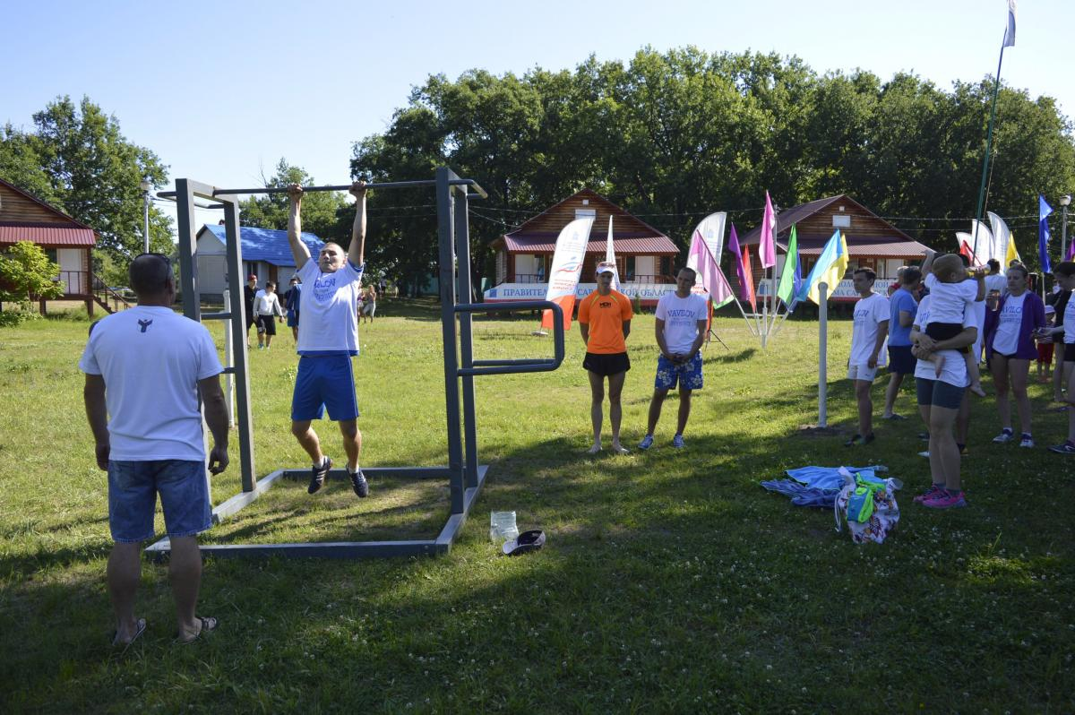 Summer Olympic sports in camps of Saratov Region. Фото 17