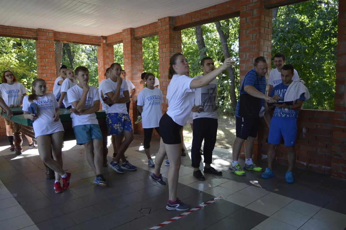 Summer Olympic sports in camps of Saratov Region. Фото 18