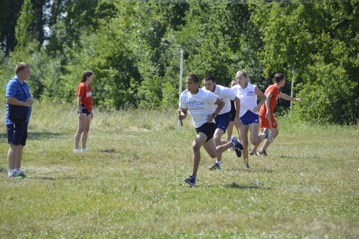 Summer Olympic sports in camps of Saratov Region. Фото 5