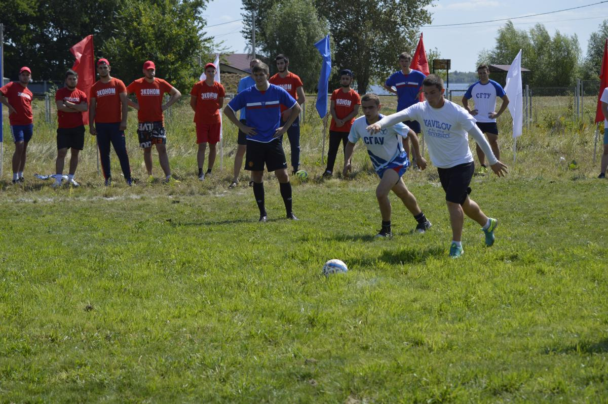Summer Olympic sports in camps of Saratov Region. Фото 6
