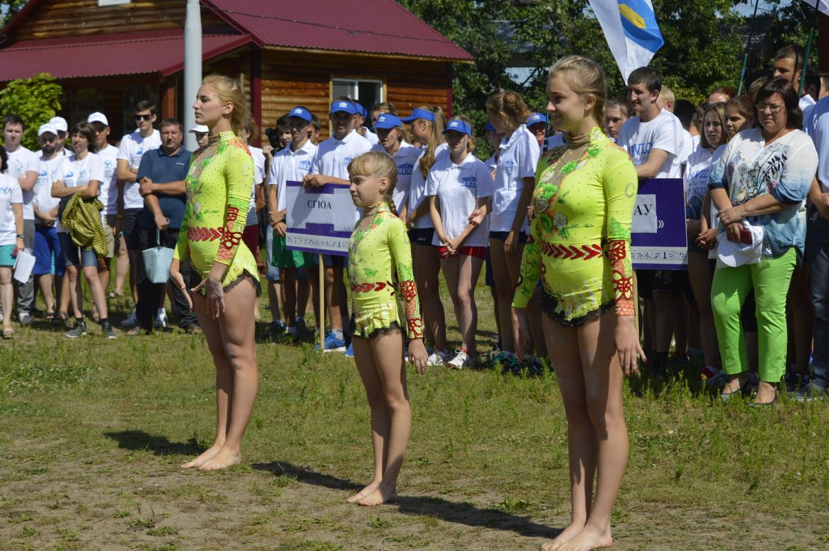 Summer Olympic sports in camps of Saratov Region. Фото 9