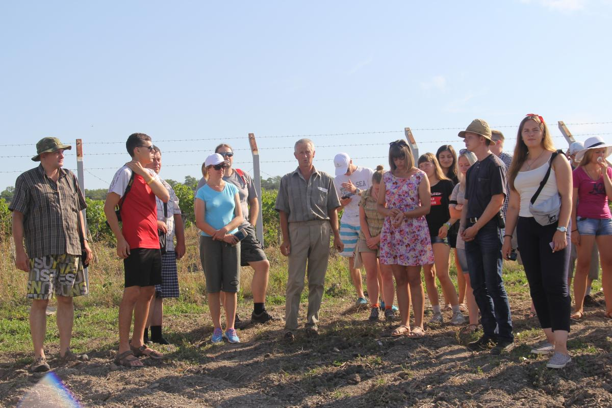 "The expedition ""On The Roads of N.I.Vavilov to The North Caucasus"" Came to an End. Фото 12"