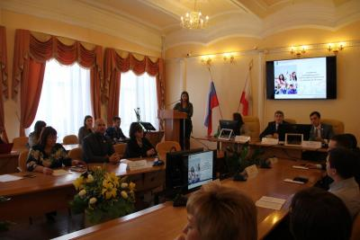Practice of development of the movement of student groups in the Saratov region