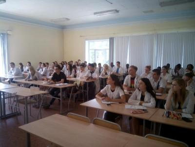 Interview with the students of VMFBT faculty  about  international internships