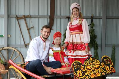 "THE NEW PROJECT ""AGROTOURISM IN THE KOROLKOVY GARDEN"" OPENED"