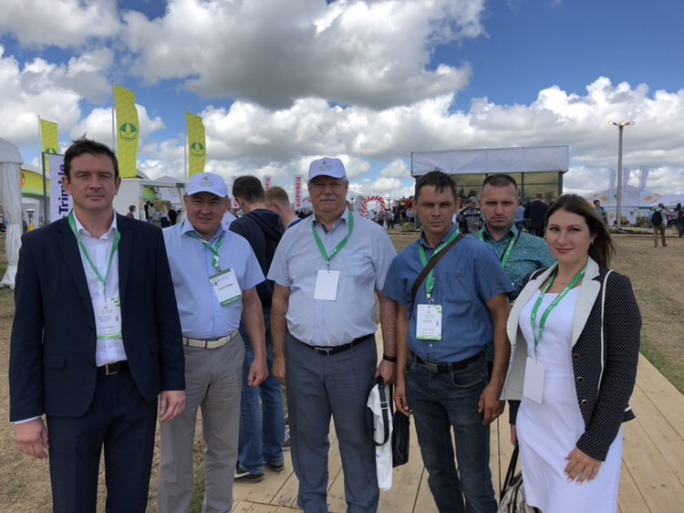 All-Russian Field Day  – 2018. Фото 1
