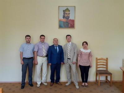 Visit of the delegation of the Saratov State Agrarian University to the Republic of Tajikistan