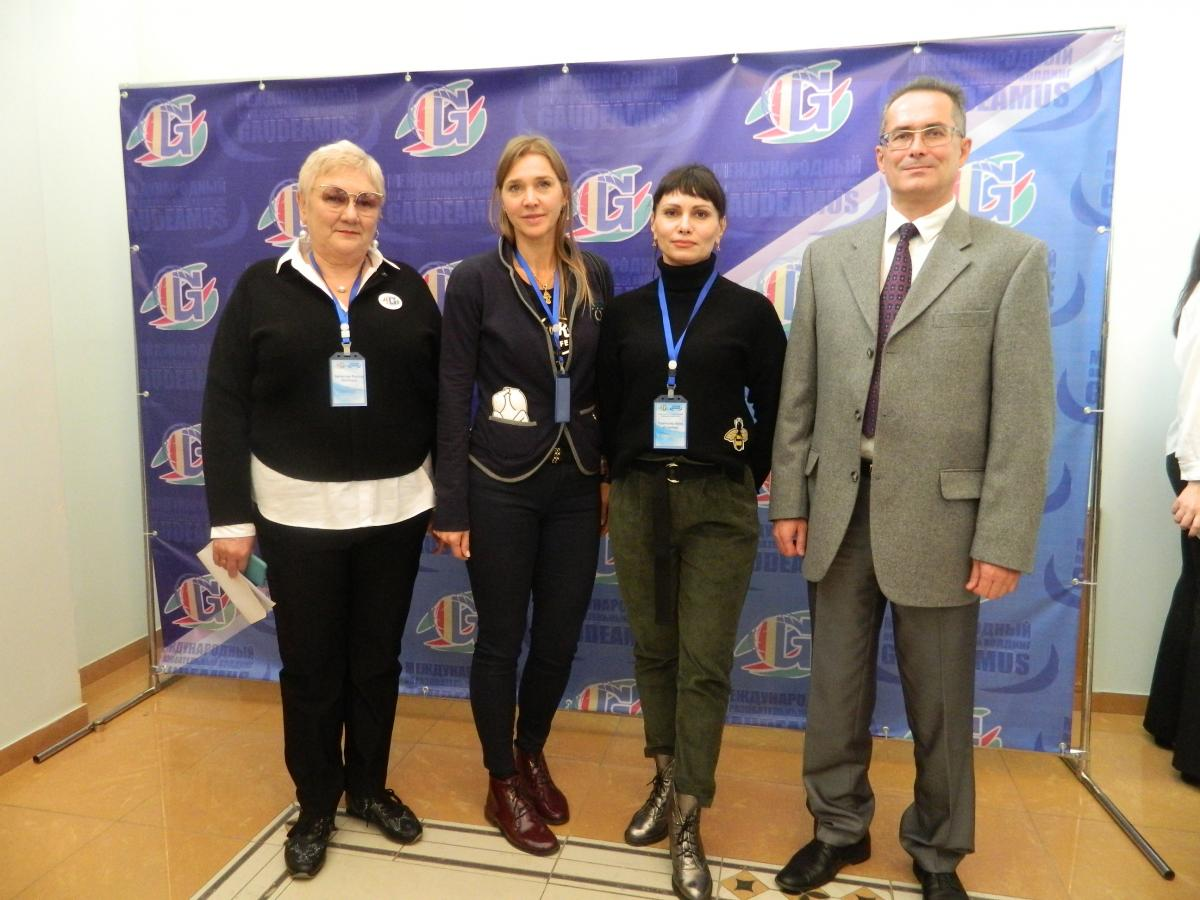 "SSAU employees in Kazakhstan at the exhibition ""Education and Science in the Russian Federation"""
